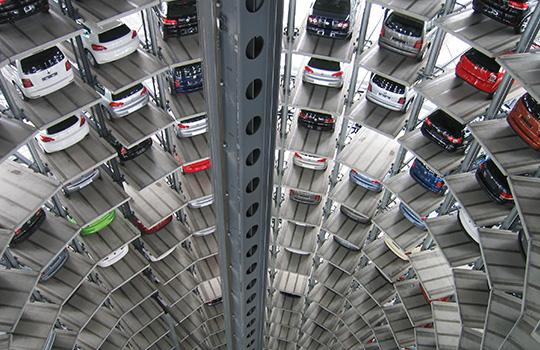 besoins logistiques secteur Automobile