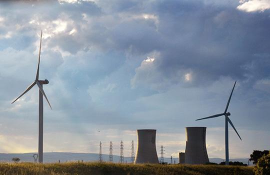 besoins logistiques du secteur de l'energie