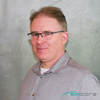 David Hubert consultant de la société Simcore