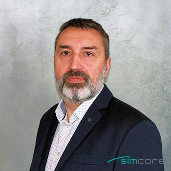 Fabrice Bizette Associé fondateur de la société Simcore