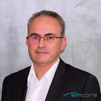 Sebastien Le Tutour Associé fondateur de la société Simcore