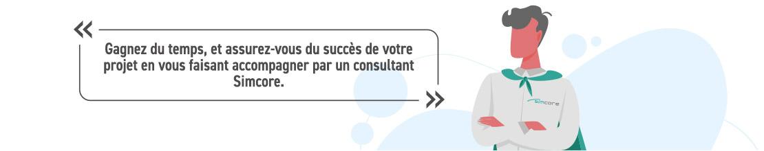 Assurez le succes de votre projet